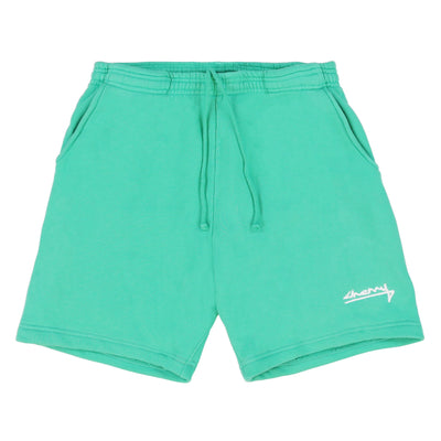 SUMMER CLASSIC SWEAT SHORTS (CARIBBEAN GREEN)