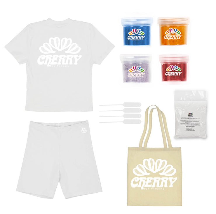 WOMEN'S TIE DYE KIT