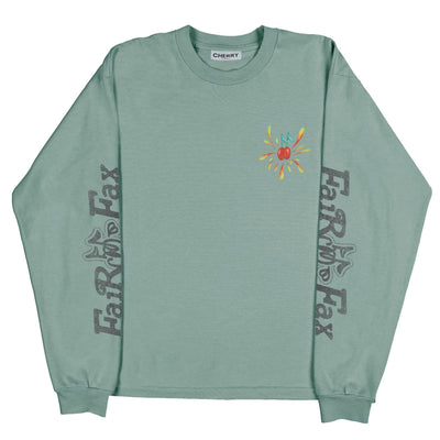 FAIRFAX HEAVYWEIGHT SHIRT (AGAVE)