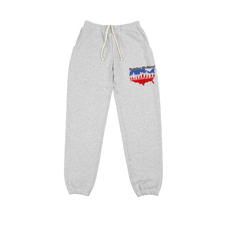 """TOGETHER WE STAND"" SWEAT PANTS"