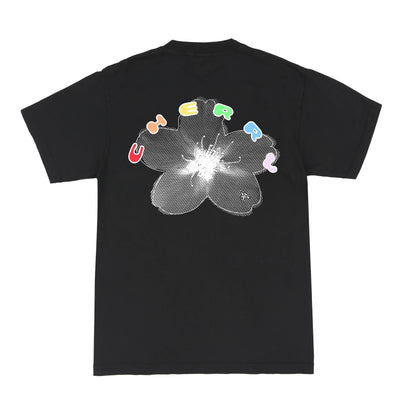 BLOSSOM T-SHIRT (BLACK)
