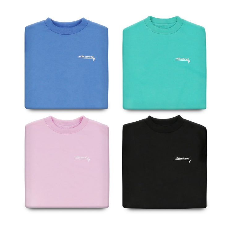 CLASSIC CREWNECK SWEATSHIRT (BUBBLE GUM)