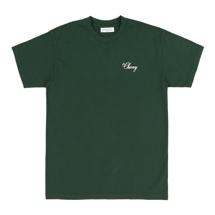 AMERICAN CLASSIC T-SHIRT (FOREST GREEN)