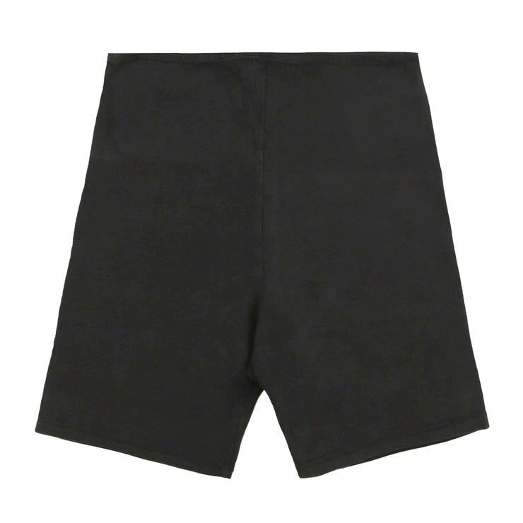 AUTO SHOP BIKER SHORTS (OFF BLACK)