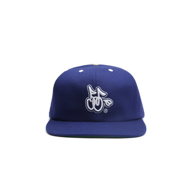 TEAM HAT (DODGER BLUE)