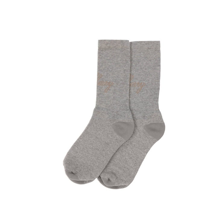 AMERICAN CLASSIC SOCKS (HEATHER GREY)