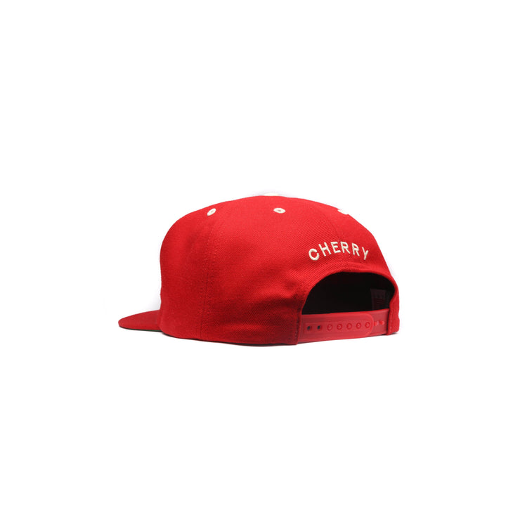 TEAM HAT (ANGELS RED)