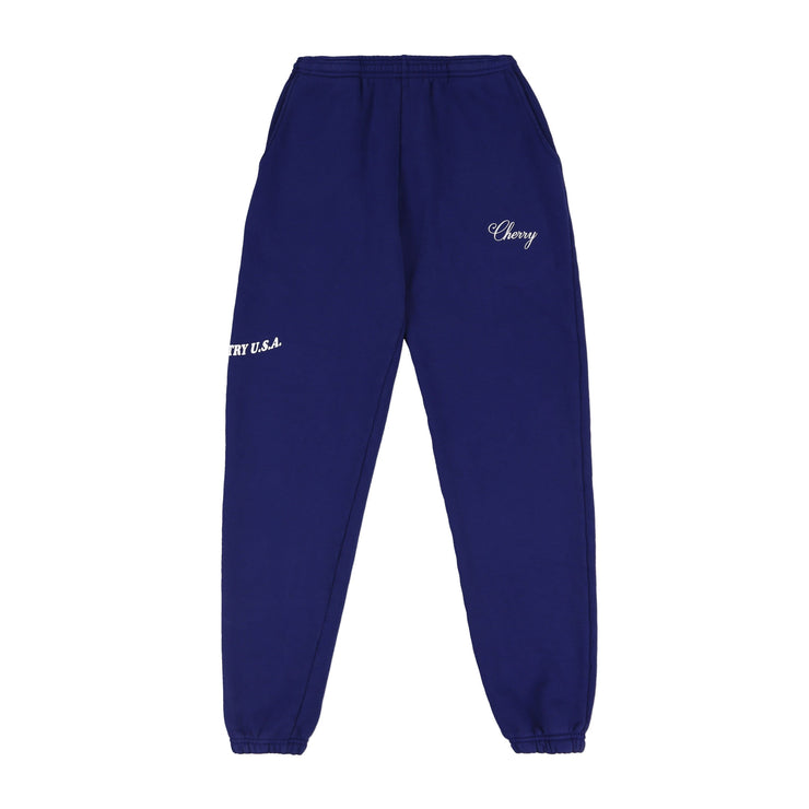 BACK COUNTRY SWEATPANTS (ATLANTIC BLUE)