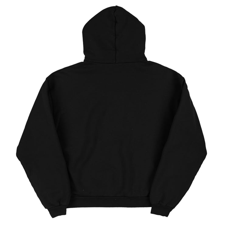 ODD ONES OUT HOODIE (JETT BLACK)