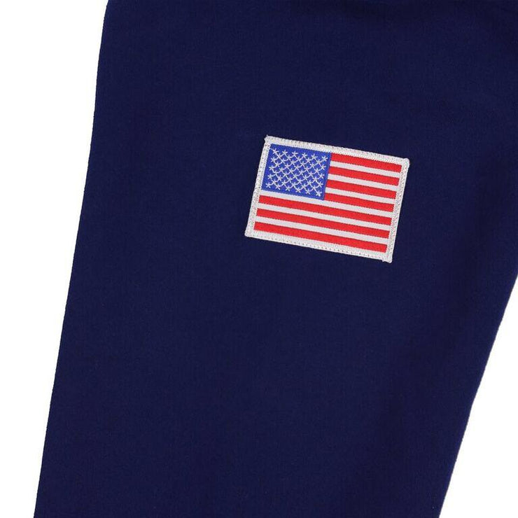 NOT PEAKING CREWNECK (ATLANTIC BLUE)