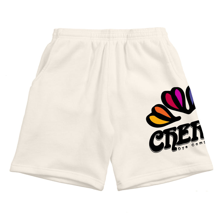 DYE COMPANY SWEAT SHORTS