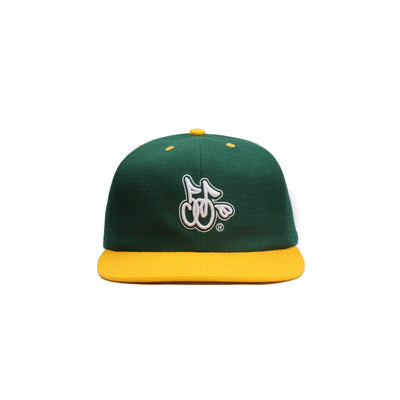 TEAM HAT (ATHLETIC'S GREEN)