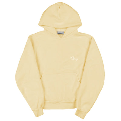 AMERICAN CLASSIC HOODIE (CANARY YELLOW)