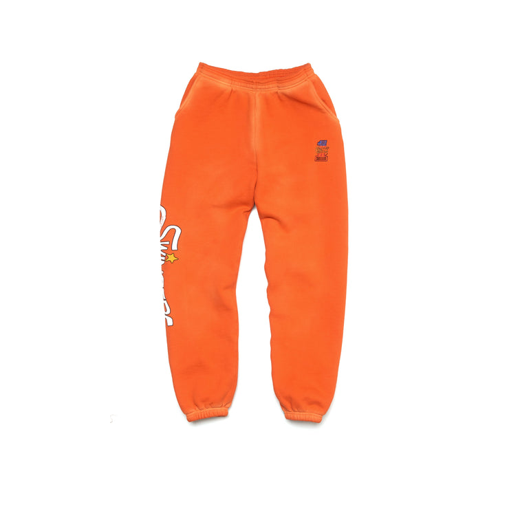 SWINGERS SWEAT PANTS (ORANGE)