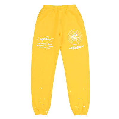 POWER ATELIER SWEATPANTS (LAKER GOLD)