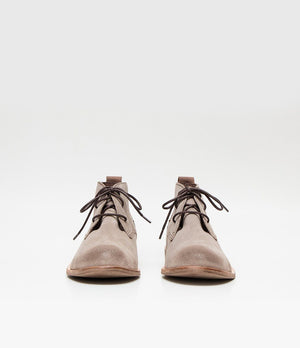Botines Hombre Color Taupe