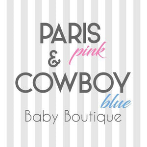 Paris Pink & Cowboy Blue Baby Boutique