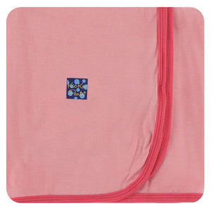 Strawberry and Red Ginger Swaddle-Swaddle-Paris Pink & Cowboy Blue Baby Boutique