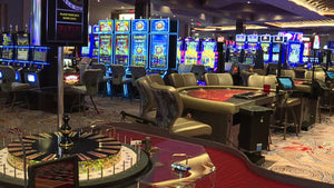 What is the future of casinos?