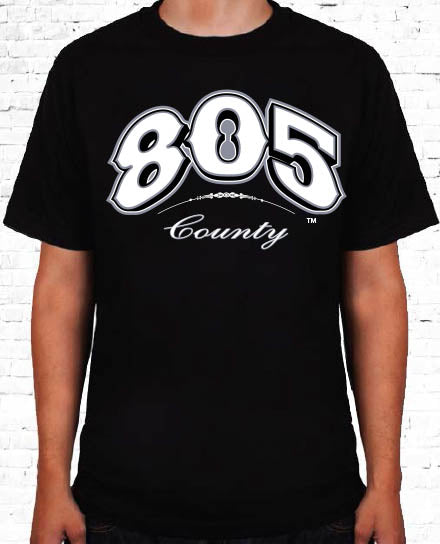 805 County Area Code
