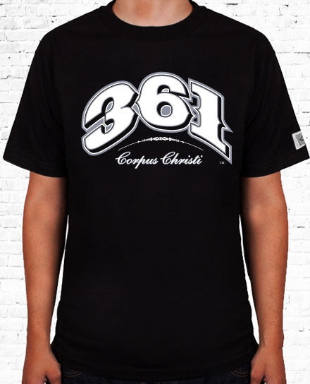 Area Code BOW DOWN CLOTHING - 361 area code