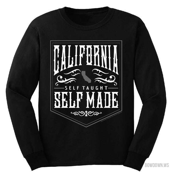 California Self Taught Self Made