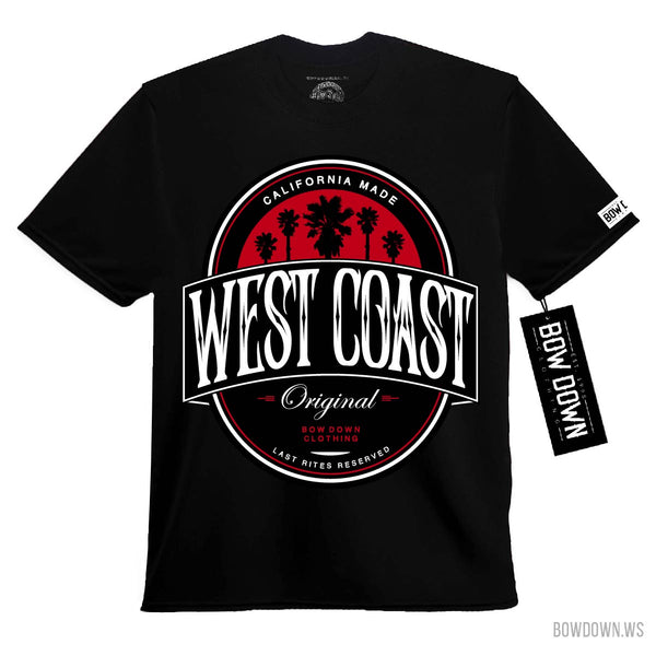 West Coast Seal 2 (Red)