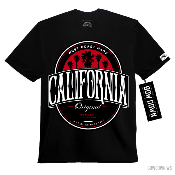 California Seal 2 (Red)