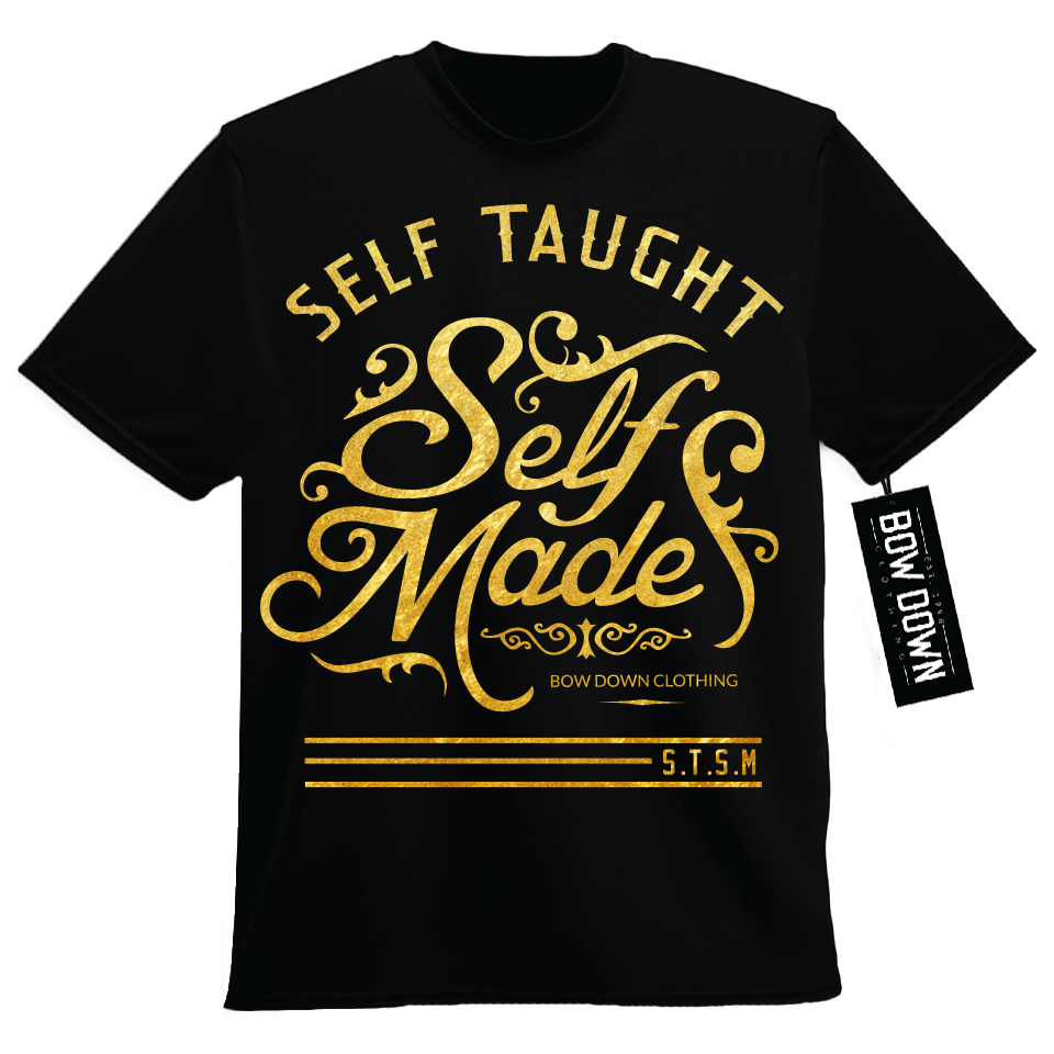 Self Taught Self Made Gold Edition -Limited Quantities
