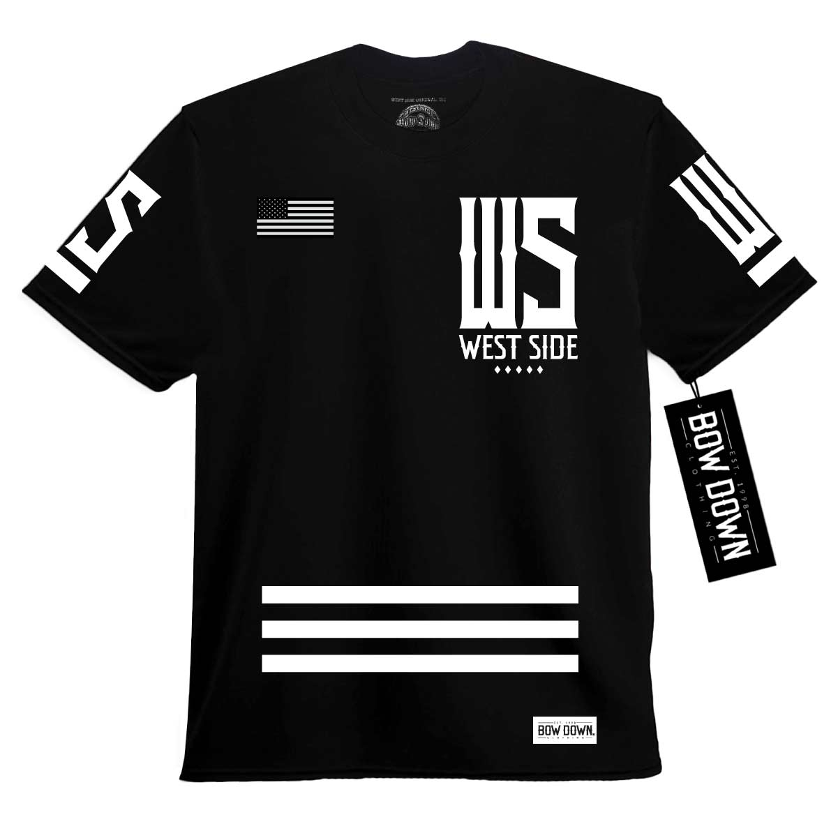 West Side Jersey T-Shirt