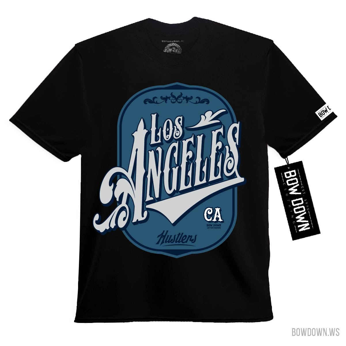 Los Angeles Hustlers BLUE