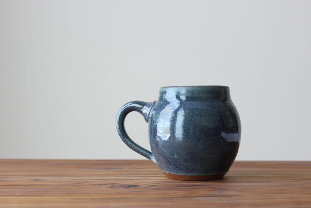 The Blueberry Mug in Wellhouse Blue - Limited Availability