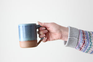 The Farmhouse Mug in Wellhouse Blue