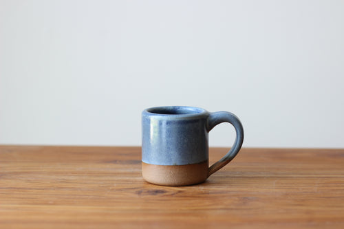 Espresso Mug in Wellhouse Blue