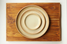 Large Platter in Barley