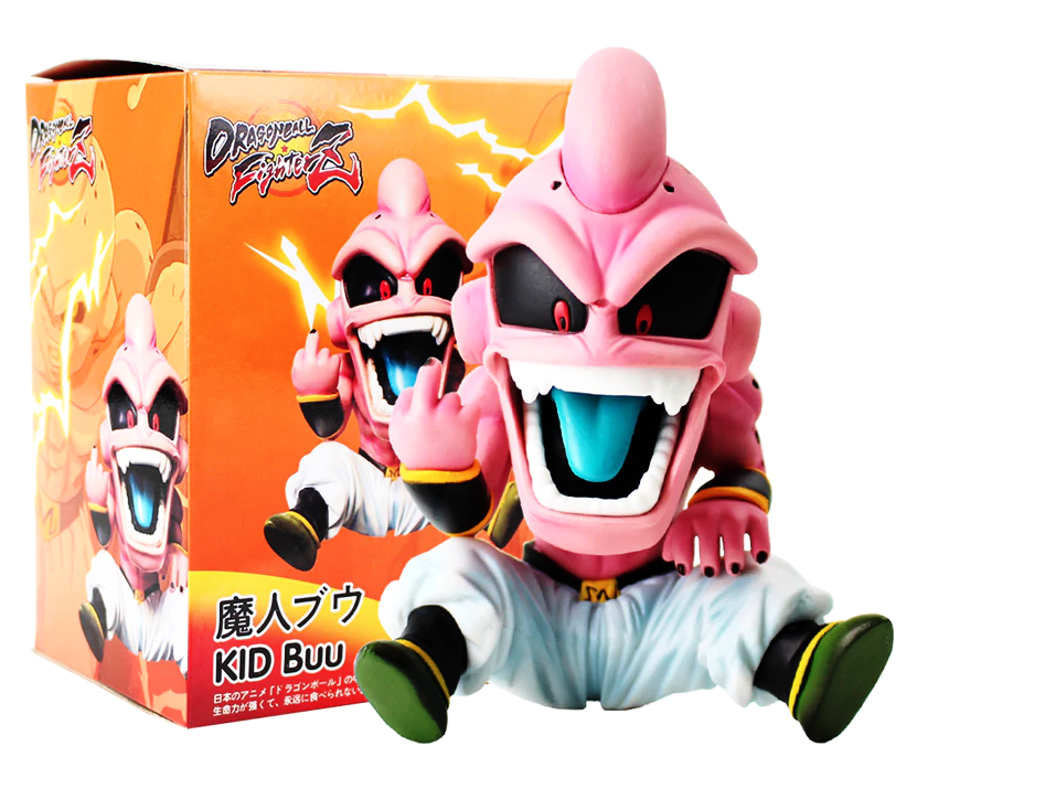 Kid Buu Figure Dragon Ball Z Otakufuku