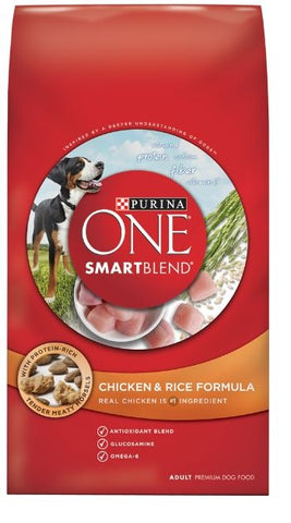 Purina ONE SmartBlend Chicken and Rice Dry Dog Food