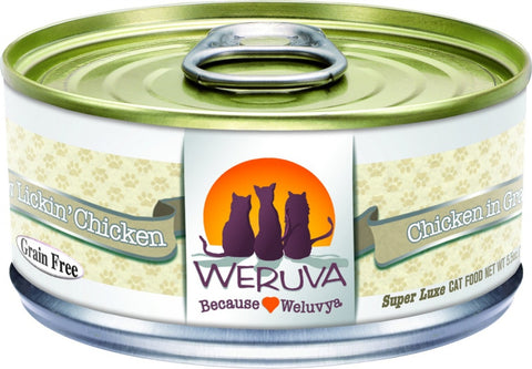Weruva Paw Lickin' Chicken Canned Cat Food