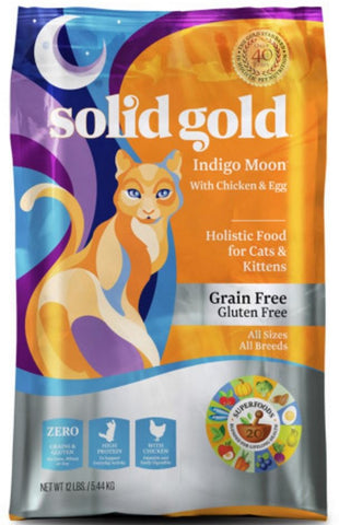 Solid Gold Indigo Moon Dry Cat Food