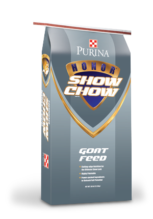 Purina® Honor® Show Chow® Commotion™ Goat DX30