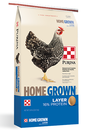Purina® Home Grown® Layer Crumbles
