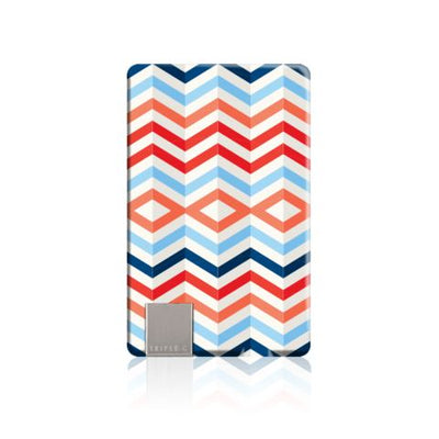 Power Card - Aztec Zig Zag Triple C Designs