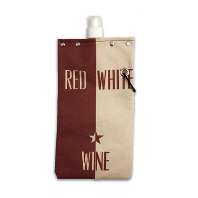 Red or White Wine Tote