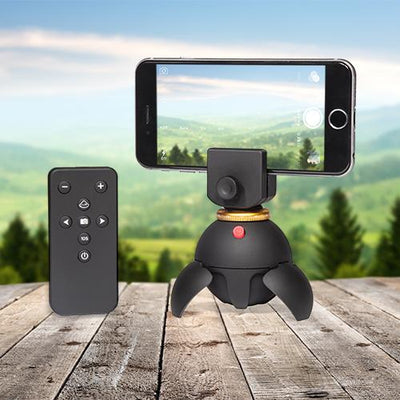 Remote Control Panoramic SmartPhone Stand Give Simple