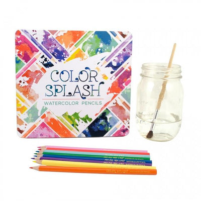 Watercolor Pencils - Set of 24 Give Simple