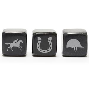 Derby It Whiskey Stones  (Set of 3)