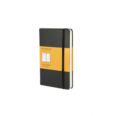 Moleskine Classic Hard Cover NoteBook npw