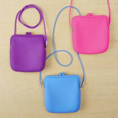 Silicone Purse Two's Company