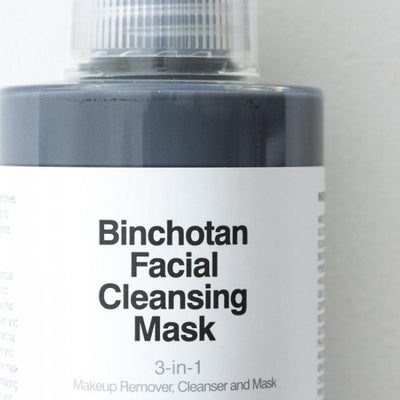 Binchotan Charcoal 3-in-1 Cleansing Mask Give Simple