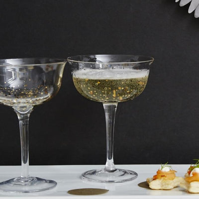 Champagne Coupes (Set of 4) Give Simple